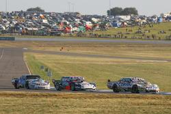 Juan Marcos Angelini, UR Racing Dodge, Jose Savino, Savino Sport Ford, Matias Rodriguez, Trotta Comp