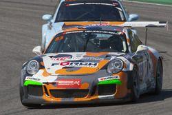 #83 Förch Racing by Lukas Motorsport Porsche 991 Cup: Marcin Jaros, Dominik Kotarba-Majkutewicz, Rob
