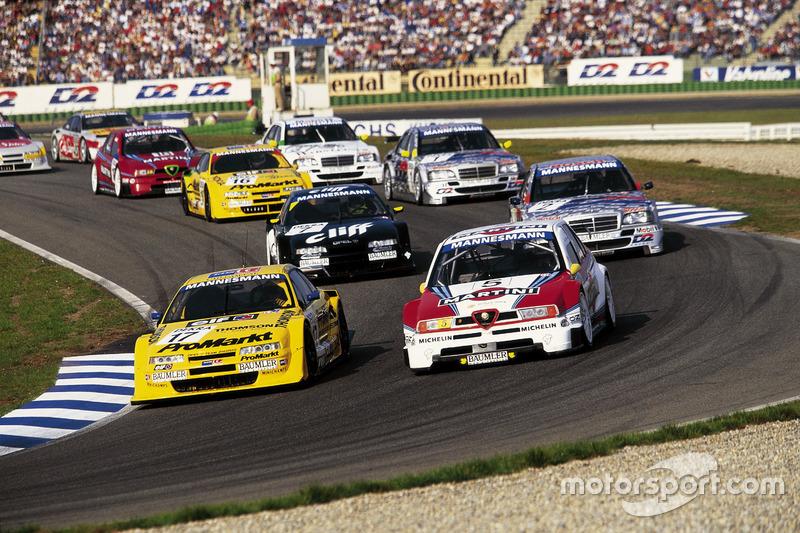 В 1996-м привычный DTM был объединен в просуществовавшую один год серию International Touring Car Series. Чемпионами стали Мануэль Рейтер и Opel, а Бернд Шнайдер закончил сезон вторым