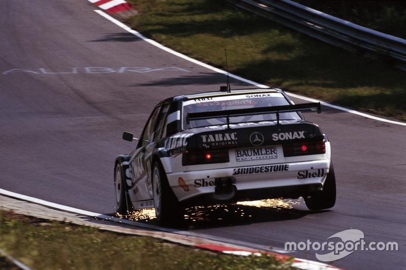 Bernd Schneider, AMG-Mercedes 190E