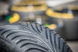 Reifen-Detail