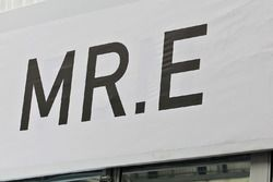 FOM hospitalidad con el nombre de Mr. E de Bernie Ecclestone