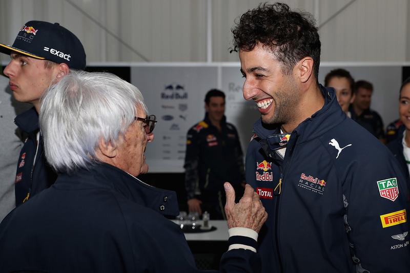 Christian Horner, Red Bull Racing Takım Patronu, Toto Wolff, Mercedes GP Direktörü, Dr Helmut Marko,