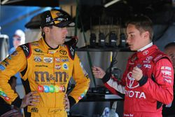 Christopher Bell, Kyle Busch Motorsports Toyota con Kyle Busch