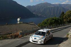 Paolo Oriella, Sandra Tommasini, Peugeot 207 S2000, Sport & Comunicazione