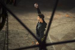 Daniel Ricciardo, Red Bull Racing en el Ofrendomo en la Ciudad de México para el Día de Muertos
