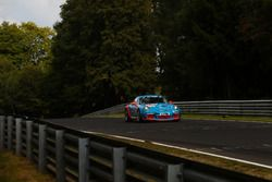 Harald Hennes, Thomas Kappeler, Thomas Gerling, Porsche 991 GT3 Cup