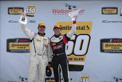 Ganador de la carrera (ST) Nick Galante, Spencer Pumpelly, RS1