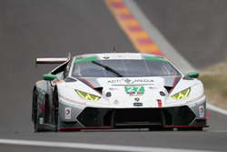 #27 Dream Racing Lamborghini Huracan GT3: Lawrence DeGeorge, Cedric Sbirrazzuoli, Lucas Persiani
