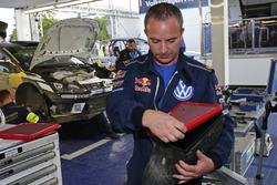 Michael Ziegler, Volkswagen Motorsport