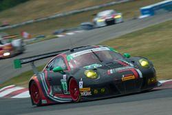 #73 Park Place Motorsports, Porsche GT3 R: Patrick Lindsey, Jörg Bergmeister