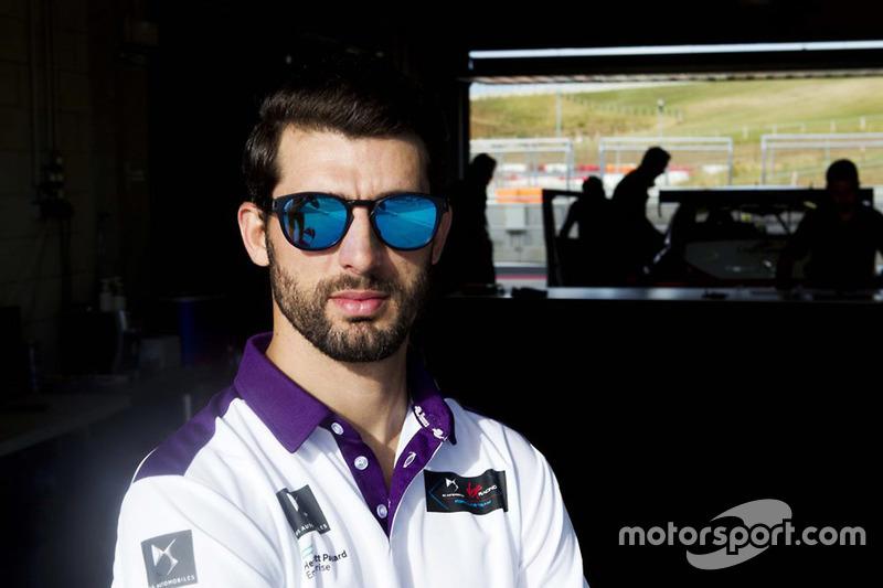 José María López, DS Virgin Racing