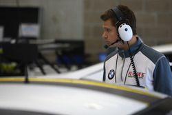 Rowe Racing, BMW M6 GT3: Jarek Janis