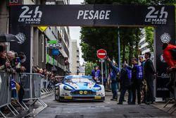 #99 Aston Martin Racing Aston Martin Vantage