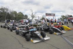 Autos del F4 US Championship