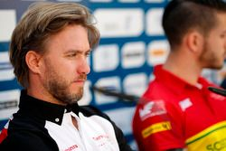 Pressekonferenz: Nick Heidfeld, Mahindra Racing