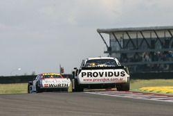 Emiliano Spataro, Trotta Racing Dodge, Juan Martin Trucco, JMT Motorsport Dodge