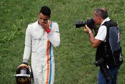 Паскаль Верляйн, Manor Racing сходит с гонки