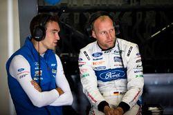 Harry Tincknell, Stefan Mücke, Ford Chip Ganassi Racing Team UK