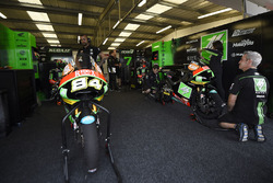 SIC Racing Team garage