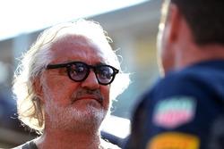 Флавио Бриаторе и Кристиан Хорнер, руководитель Red Bull Racing