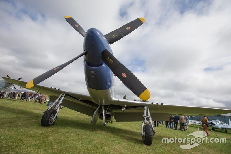 North American Mustang P15D - 1944