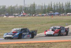 Esteban Gini, Nero53 Racing Torino, Jose Manuel Urcera, Las Toscas Racing Chevrolet