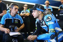 Lorenzo Dalla Porta, Schedl GP Racing