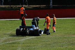 Kaza; #34 Tyrrell 010 (1980): Mike Cantillon