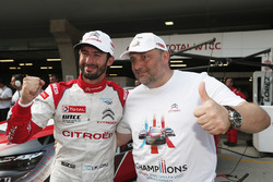 Хосе-Мария Лопес, Citroën C-Elysée WTCC, Citroën World Touring Car Team WTCC, Ив Маттон, директор Ci