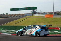 Rafael Galiana, Honda Civic TCR, West Coast Racing