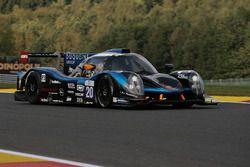 #20 Duqueine Engineering, Ligier JS P3-Nissan: Maxime Pialat, Eric Clement, Antonin Borga