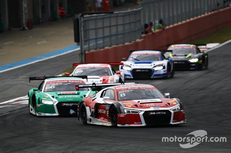 Aditya Patel, Team Audi R8 LMS Cup