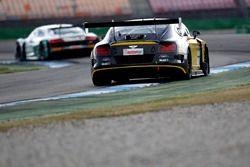 #7 Bentley Team ABT, Bentley Continental GT3: Daniel Abt, Jordan Lee Pepper.