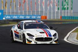Luca Anselmi, Patrick Zamparini, Villorba Corse, Maserati GT MC GT4