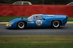 #66 Lola T70 MK3B (1969): Mike Donovan