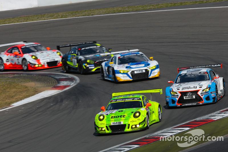 Earl Bamber, Kevin Estre, Manthey Racing, Porsche 911 GT3 R