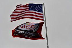 Xfinity Series Chase flag