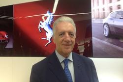 Piero Ferrari al Salone dell'Auto di Parigi