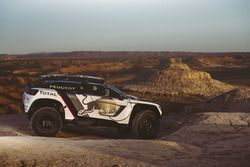 The new Peugeot 3008 DKR