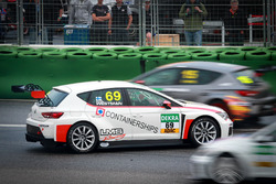 Emil Westman, LMS Racing, SEAT Leon TCR