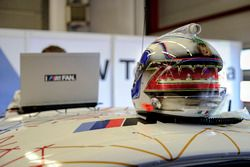 Helmet of Alex Zanardi, Roal Motorsport