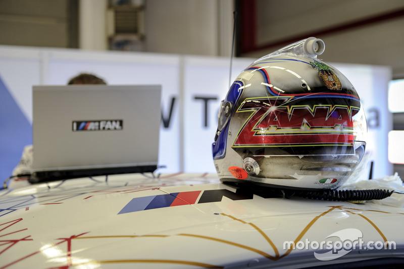 Kask, Alex Zanardi, Roal Motorsport