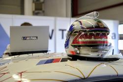 Casco de Alex Zanardi, Roal Motorsport