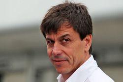 Toto Wolff, teambaas Mercedes AMG F1