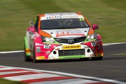 #24 Jake Hill, RCIB Insurance Racing, Toyota Avensis