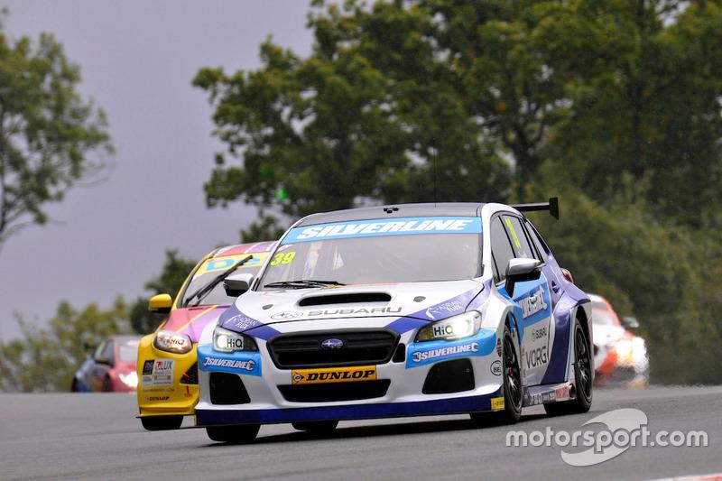 #39 Warren Scott, Subaru Team BMR, Subaru Levorg GT