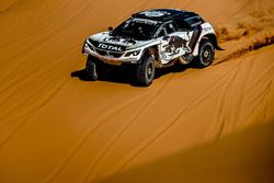 #304 Peugeot Sport Peugeot 2008 DKR: Carlos Sainz, Lucas Cruz