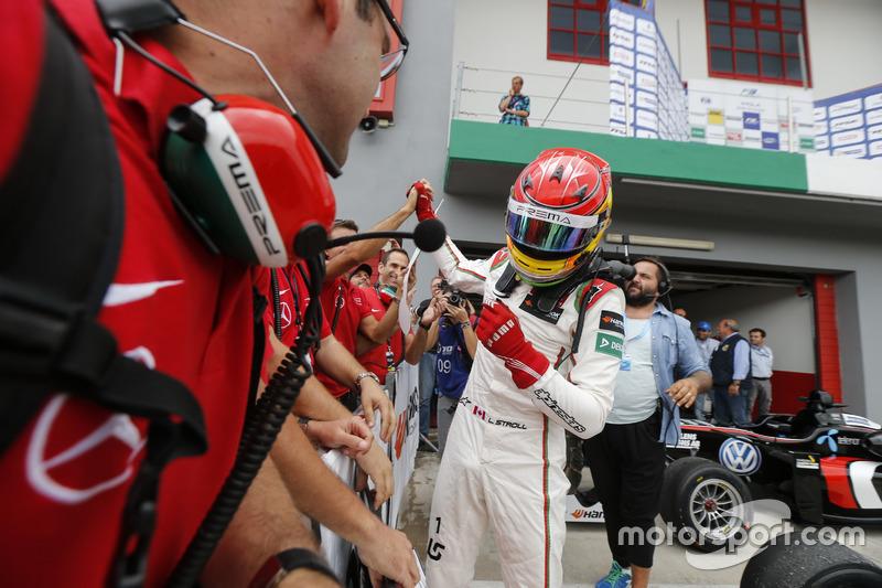 Ganador, Lance Stroll, Prema Powerteam Dallara F312 – Mercedes-Benz