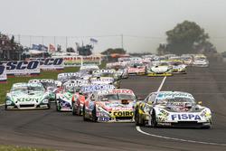Emiliano Spataro, Trotta Competicion Dodge, Sergio Alaux, Coiro Dole Racing Chevrolet, Agustin Canap